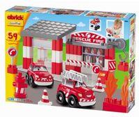 Ecoiffier Statie Pompieri (3080)