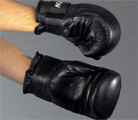 Перчатки для бокса M арт.13621; L арт.13622