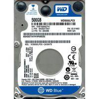 """2.5"""" HDD Western Digital Blue WD5000LPCX, 500GB 5400rpm 16MB"""