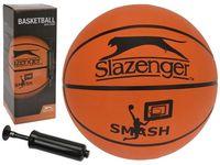 купить Мяч баскетбольный Slazenger+насос в Кишинёве