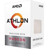 AMD Athlon 200GE, AM4 3.2GHz Box