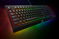 Keyboard RAZER Cynosa Lite - Russian Layout / Membrane Gaming