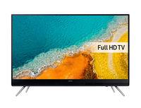 TV LED Samsung UE49K5102AWX, Black