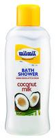 Гель для душа и пена для ванны MilMil Кокос 1000мл