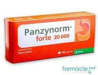 Панзинорм® форте 20000 табл.в оболочке20000 ЕД + 12000 ЕД+ 900ЕД N10x3