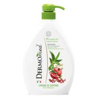 Жидкое мыло для рук Dermomed с экстрактом Алоэ и Граната, 1000 мл