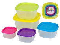 купить Емкости для хранения продуктов EH 5eд, пластик в Кишинёве