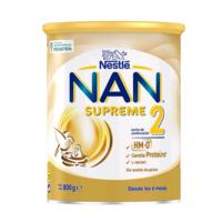 Nestle Nan 2 Supreme молочная смесь, 6+ мес. 800 г