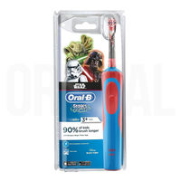 Электрическая зубная щетка Braun D12.513 Kids