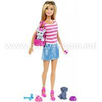 "Barbie DJR56 Набор Barbie ""Веселые любимцы"""