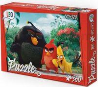 "Strateg Leo 207-2 Паззлы ""Angry Birds""  (360 дет.)"