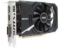 MSI GeForce GTX 1050 Ti AERO ITX 4G OCV1 / 4GB GDDR5 128Bit