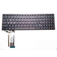 Keyboard ASUS ROG GL551JW-AH71 GL551JM-EH74, Backlit ENG/RU
