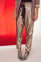Брюки CO'COUTURE Золотой 71481 co couture