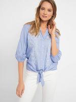 Блуза ORSAY Голубой 663542 orsay