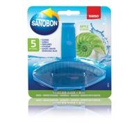 cumpără Sano Bon Apple Suspensie pentru toaletă (55 g) 426971 în Chișinău