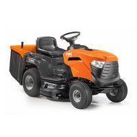 Mini-tractor de cosit iarba OMAC TG 16000 16cp 84cm 240L