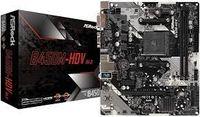 MB AM4 ASRock B450M-HDV R4.0  mATX
