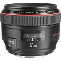 Canon EF 50mm f/1.2 L USM, Prime Lens