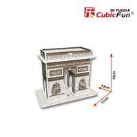 3D PUZZLE Triumphal Arch