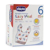 Chicco слюнявчик одноразовые, 6+мес. 40 шт