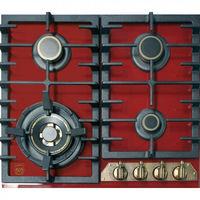 Встраиваемая варочная панель Kaiser KCG 6335 Rot EmTurbo, Red