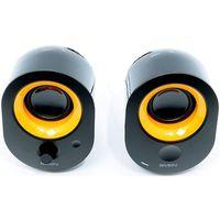 "cumpără Speakers SVEN 316 Black (USB),  2.0 / 2x2W RMS, USB power supply, 1.7"" în Chișinău"
