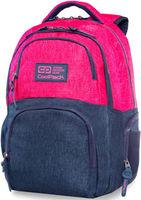 Rucsac CoolPack AERO MELANGE (47x34x19) roz