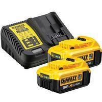 Acumulator pentru scule electrice DeWalt DCB115P2 + 2 Battery