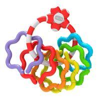 Chicco Jucărie zornăitoare Grasp Ring, 3+ (59540)