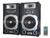 Акустическая система Ailiang USBFM-11 DC