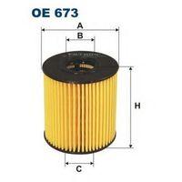 FILTRON OE673, Масляный фильтр