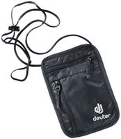 Deuter Security Wallet I Black-granite