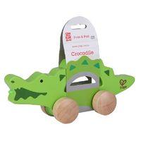 Hape Деревянная игрушка Kрокодил