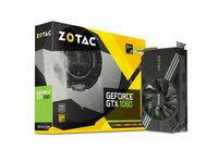 Видеокарта ZOTAC GeForce GTX 1060 Mini (6 ГБ/GDDR5/192 бит)