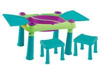 Sale !!! CREATIVE TABLE Стол детский + 2 стула (игрушка)