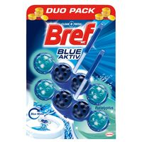 Bref WC Color Activ Duo Pack, 2x50 г