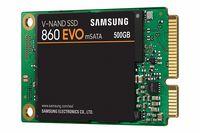 .mSATA SSD  500GB Samsung 860 EVO