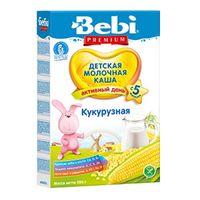 Bebi Premium каша кукурузная молочная с 5 мес. 200г