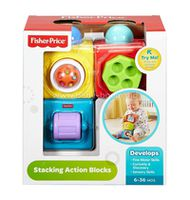 Fisher Price  Набор кубиков DHW15