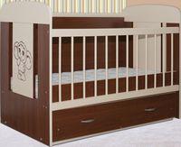 Кроватка детская SILVER LUX