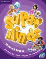 Super Minds Student's Book 6