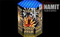 Фейерверки P7353 Gold Ayla