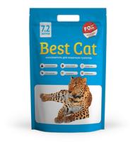 Силикагель  Best Cat (blue bags) мята   ,3.6кг