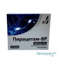 Piracetam-BP sol. inj. 200 mg/ml  5 ml N5x2 (Balkan)