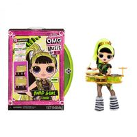 L.O.L  набор куклы O.M.G Bhad Gurl барабанами