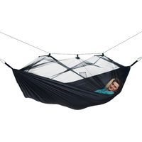Гамак Amazonas Moskito-Traveller Extreme, 140x275cm, black, 200 kg, AZ-1030220