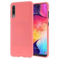 Чехол ТПУ Mercury Samsung A50 (A505), Pink sand