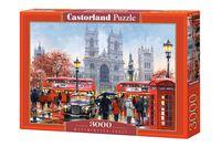 Castorland Westminster Abbey C-300440