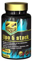 Z-Konzept Lipo 5 Stack 90cap